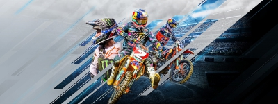 Supercross Stars Line Up for the Inaugural Monster Energy Supercross E SX Event, Presented by Toyota, Set to Air on NBCSN This Saturday
