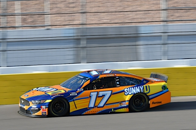 Buescher Fights to Second Straight Top-10 Finish with 9th–Place Run at Las Vegas