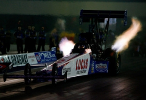 Nitro Stars hyped for this weekend's DENSO Spark Plugs NHRA Four-Wide Nationals