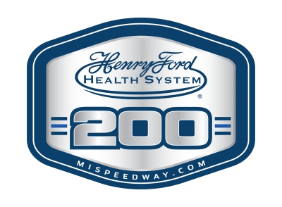 Henry Ford Health System 200 starting lineup at Michigan International Speedway