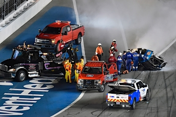 NASCAR provides updates on medical team response To Ryan Newman's crash
