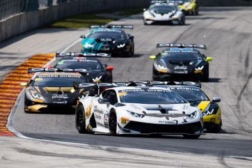 IMSA Announces 2020 Lamborghini Super Trofeo North America Schedule Update