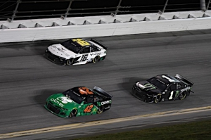 NCS: NASCAR Announces Penalties, Owner Chip Ganassi Suspended for Upcoming Race