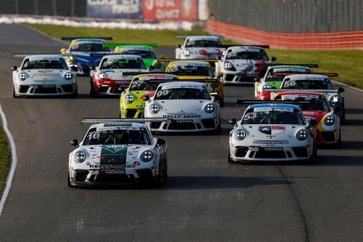 Kingsley Completes Weekend Sweep in Porsche GT3 Cup Challenge USA by Yokohama at Mid-Ohio