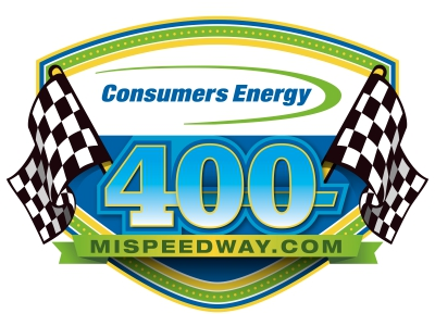Consumers Energy 400 starting lineup at Michigan International Speedway