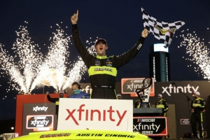 NXS: Austin Cindric captures his first Xfinity Series title at Phoenix Raceway