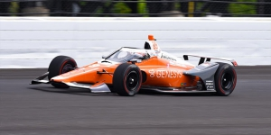 Hinchcliffe Leads Strong Opening Day for Andretti Autosport at Indy