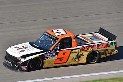 Codie Rohrbaugh; CR7 Motorsports focused on Michigan return