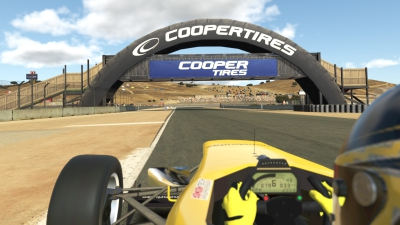 California Up Next for Tire Rack Road to Indy iRacing eSeries