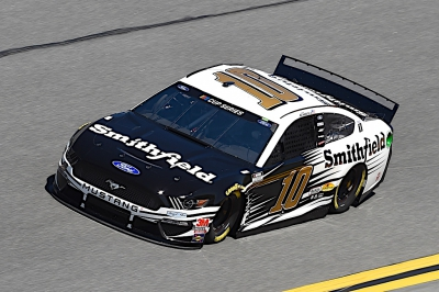 Aric Almirola Back-to-Back Darlington Action