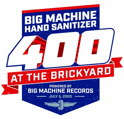 Big Machine 400 results from Indianapolis Motor Speedway