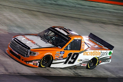 Kraus Aims For Strong Finish In Trucks At Vegas