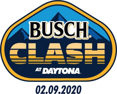Busch Clash results from Daytona