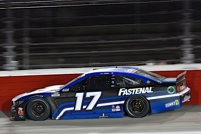 Buescher Finishes 26th at Darlington