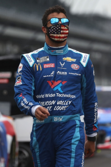 Bubba Wallace To Receive The Musial Award For Extraordinary Character