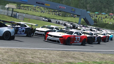 Cameron Lawrence Sweeps Inaugural Trans Am by Pirelli Showdown at Lime Rock Park