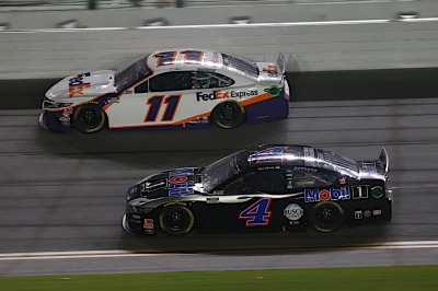 Harvick Finishes 20th in Daytona Regular-Season Finale Mobil 1 Ford Mustang Driver Ranks First in NASCAR Playoffs