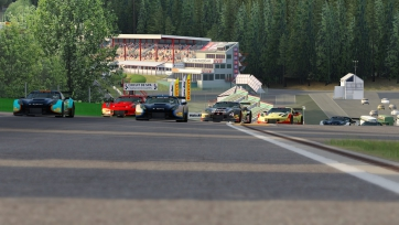 Trans Am By Pirelli Esports Championship Holds Next Round at Circuit de Spa-Francorchamps