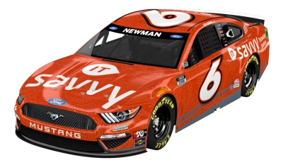 ITsavvy Joins RFR as Primary Partner on Newman's No. 6 Ford