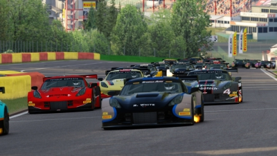 Kicera and Archer Claim Wins at Spa