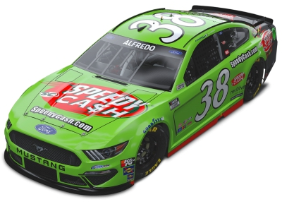 CURO Financial Technologies Continues Partnership with Front Row Motorsports. Speedy Cash to Sponsor Alfredo in Daytona 500