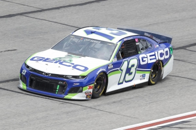Challenging day at Atlanta leaves Ty Dillon with 29th place finish