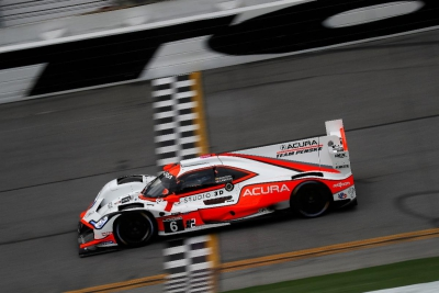 Number Juan: Montoya Leads First IMSA Practice Session Since January