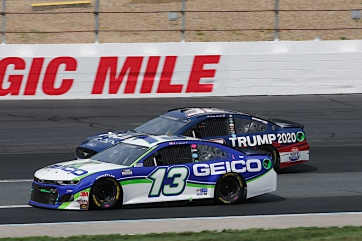 Ty Dillon overcomes damage to score 22nd place finish at Loudon