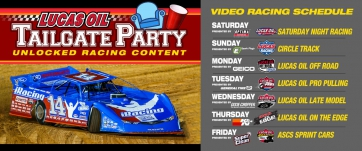 Lucas Oil Hosts Online Viewing Party for Motorsports Fans