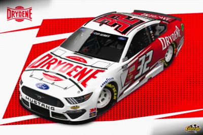 Drydene Partners With Go Fas, LaJoie, for NASCAR's Return at Darlington