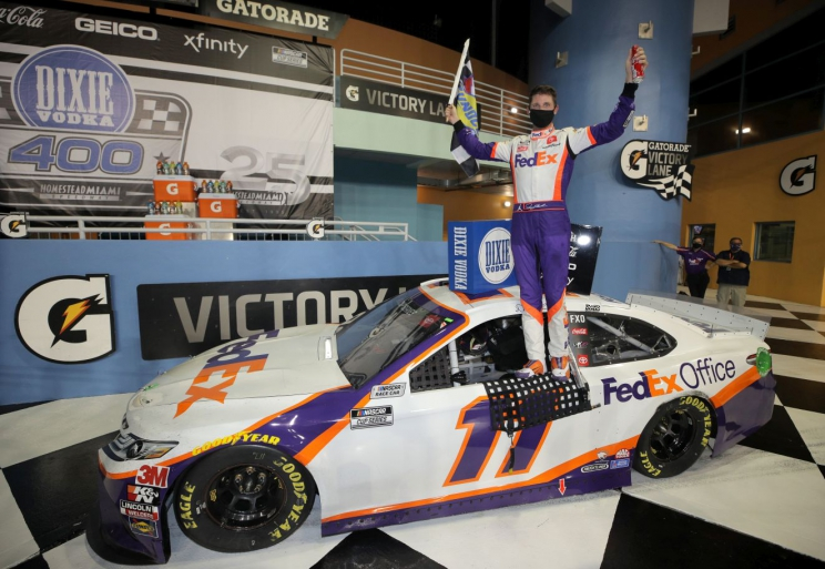 Hamlin Rim Rides To Homestead Checkers