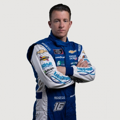 AJ Allmendinger Returns to NASCAR Cup Series Competition with Kaulig Racing