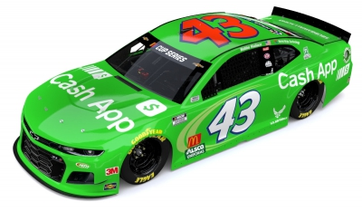 Cash App to partner with Richard Petty Motorsports