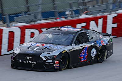 Harvick Finishes Solid Fourth at Dover