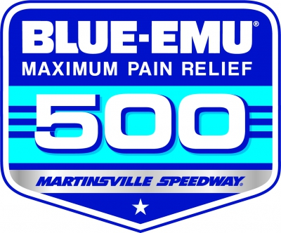 Blue-Emu 500 starting lineup at Martinsville Speedway