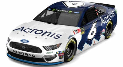 Acronis Returns to Newman's Ford in Kentucky