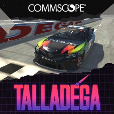 Gaunt Brothers Racing: Daniel Suárez iRacing Pro Invitational Talladega Advance