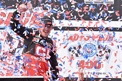 Alex Bowman scores dominating NASCAR Cup victory at Fontana
