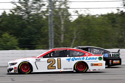 DiBenedetto Finishes 13th in Saturday's Pocono Race
