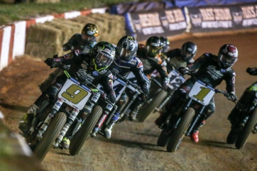 Progressive American Flat Track Selects Kahn Media as Agency of Record