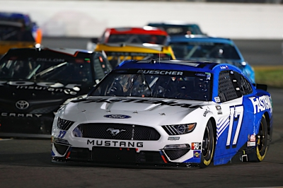 Buescher's Rally Halted by Late Incident in Daytona Clash
