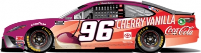 Daniel Suarez Introducing 'Fun With Perfection' – Cherry Vanilla Coke