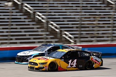 Clint Bowyer All on the Line at Bristol
