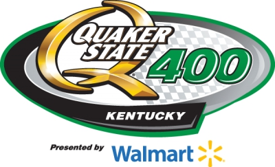 Quaker State 400 starting lineup at Kentucky Speedway