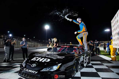 Shepherd and Erickson complete championship seasons at Madera Speedway