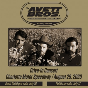 Sold-Out Avett Brothers Show to be Streamed Live on Pay-Per-View