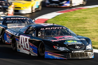 Kiemele launches Jr Late Model season with eighth place finish