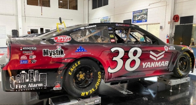 John Hunter Nemechek Ready for All-Star Open with YANMAR America