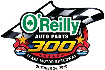 O'Reilly Auto Parts 300 starting lineup at Texas Motor Speedway