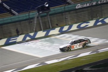 Austin Cindric Goes Back-to-back at Kentucky Speedway